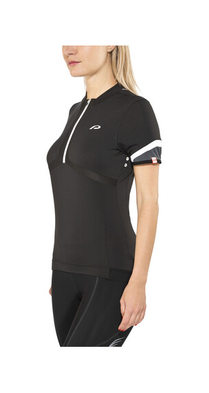Protective High P - Maillot manches courtes - noir